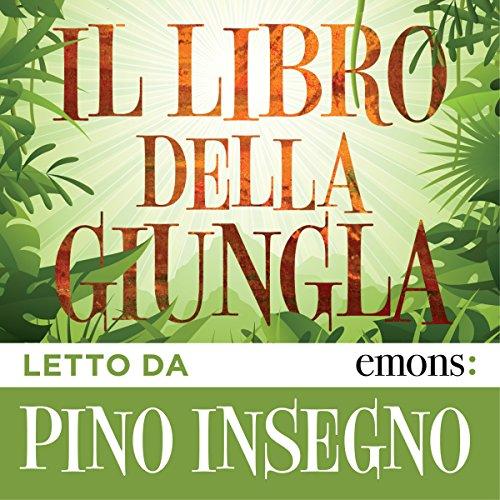 Il libro della giungla audiobook cover art