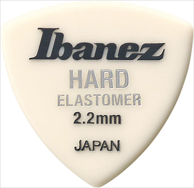 主張人間延ばすIbanez アイバニーズ エラストマーピック ELシリーズ  東レ?デュポン ピック EL4HD22 オニギリ形状 HARD, 2.2mm
