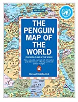 The Penguin Map of the World: Revised Edition (World Maps)