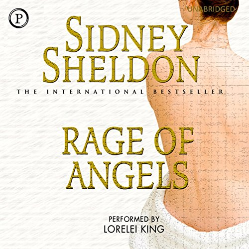 Rage of Angels audiobook cover art
