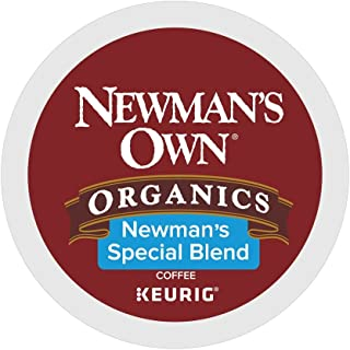 Newman's Own Organics Keurig Single-Serve K-Cup Pods (Special Blend, 100 Count)