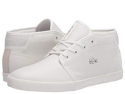 Lacoste Ampthill 120 2 (Off-White/Off-White) Men