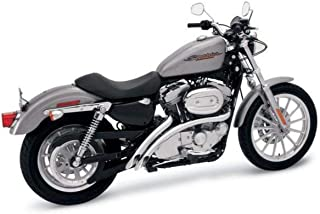 Bassani Manufacturing Radial Sweepers - Chrome XL-FF12