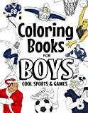 Coloring Books For Boys Cool Spo...