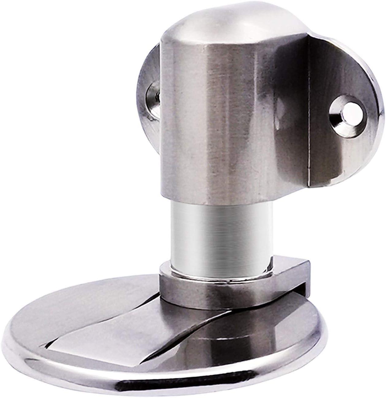 Discount is also underway Stainless Steel Magnetic Door Holder Catch Kansas City Mall Height-Adjustab Stop