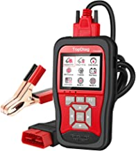 TopDiag Universal Car Code Reader & 12V Battery Tester...