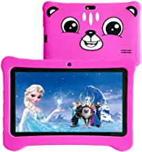 Kids Tablet,7 inch Android 9.0 Kids Edition Tablet with WiFi,GMS Certified, 2GB+16GB Tablet for Kids,Children Tablet with ...