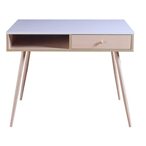 d589f18ffec8a Madison Home Mid-Century Modern Small Work Computer Desk