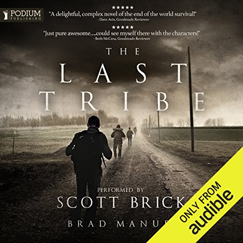 The Last Tribe audiobook cover art