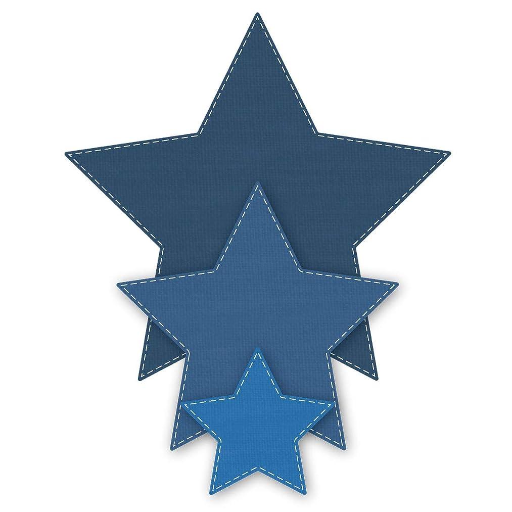 Crafter's Edge A1063 Stars Die Set