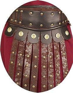 Rubie's officiële Romeinse solide schort en riemaccessoire voor volwassenen (eenheidsmaat)