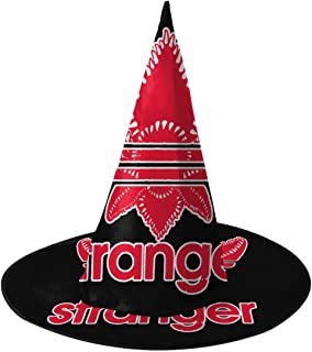 Stranger Things Demogorgon Halloween Witch Hat Party Cosplay Cap Decoration For Boys Girls Adults 1 PCS