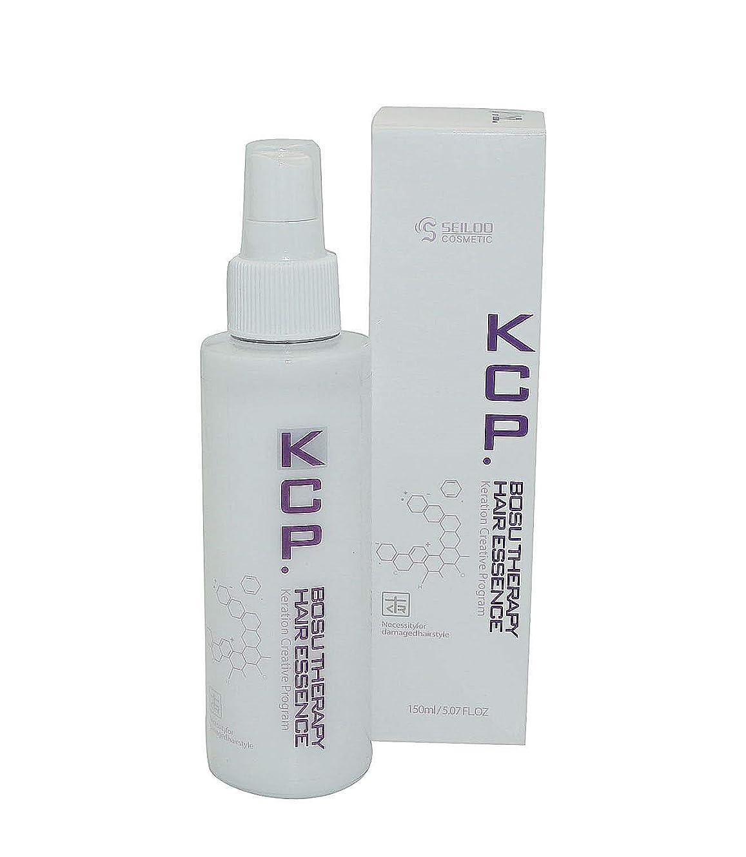ためらう地下室トンKCPボスセラピーヘアエッセンス150ml - 傷んだ髪をコーティングすることによるしっとり健康的なケア (KCP Bosu Therapy Hair Essence 150ml - Moist Healthy Care by Coating Damaged Hair)[並行輸入品]