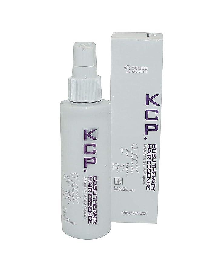 兄弟愛入学する悪いKCPボスセラピーヘアエッセンス150ml - 傷んだ髪をコーティングすることによるしっとり健康的なケア (KCP Bosu Therapy Hair Essence 150ml - Moist Healthy Care by Coating Damaged Hair)[並行輸入品]