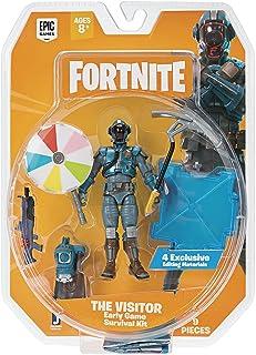 Fortnite Early Game Survival Kit Visitor, Multi-Colour, Fnt0107