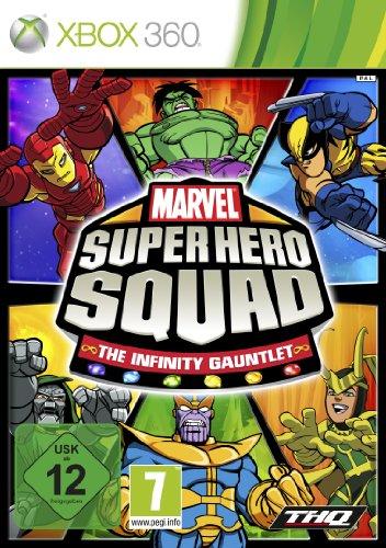 Marvel Super Hero Squad: The Infinity Gauntlet [Importación alemana]