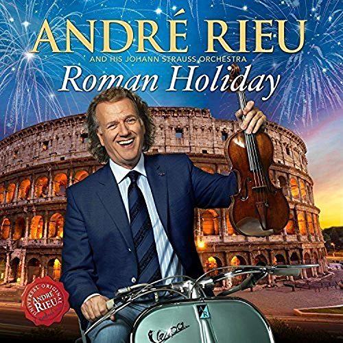 Roman Holiday - CD & DVD
