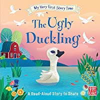 My Very First Story Time: The Ugly Duckling: Fairy Tale with picture glossary and an activity