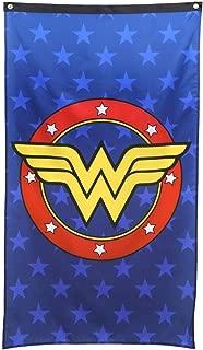 wonder woman flag