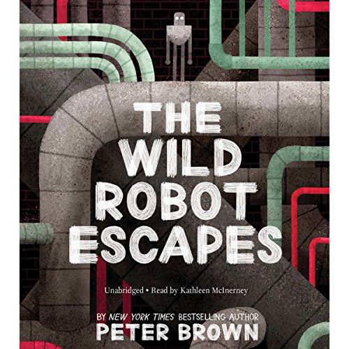 The Wild Robot Escapes  By  cover art