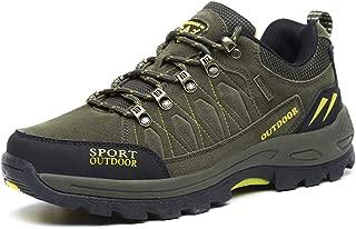 HYIRI Running Sport Sneakers, Men Couple Non-Slip Walker Hiking Outdoor Toe Shoes