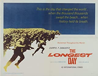 Best the longest day movie poster Reviews