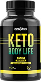 Keto Diet Pills for Keto Diet - Weight Loss Supplement for Men and Women - Fat Burning Carb Blocker - Advanced Formula wit...