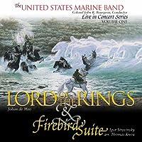 交響曲第1番「指輪物語」&バレエ組曲「火の鳥」:ライブ・イン・コンサート・シリーズ Vol. 1 Lord of the Rings & Firebird Suite (CD-R)