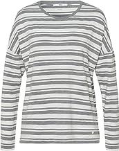 BRAX Women's Style Cara Sweater, Soft Grey, 10