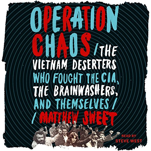 Operation Chaos audiobook cover art