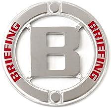 [ブリーフィング]BRIEFING GOLF ゴルフ SSS CIRCLE MARKER ゴルフマーカー BRG211G16 スティール/011