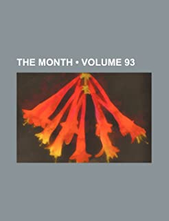 The Month (Volume 93)