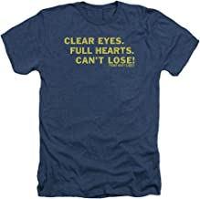 Friday Night Lights TV Series Clear Eyes Adult Heather T-Shirt Tee