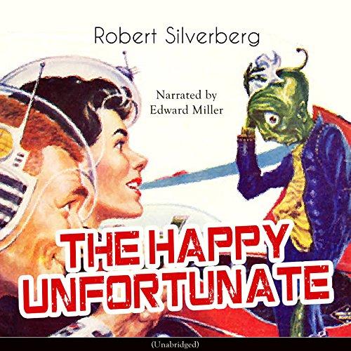 The Happy Unfortunate audiobook cover art