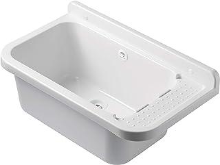 Negrari-2060 de la paroi de lavage pilozzo Résine pp 60 x 34 cm