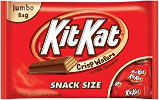 KIT KAT Halloween Snack Size Wafer Bars (20.1-Ounce Bag)