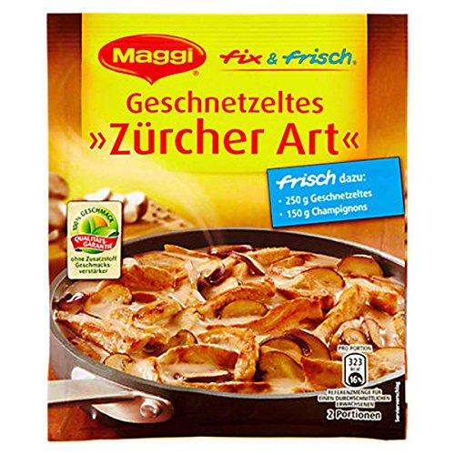 Maggi Fix & Frisch Geschnetzeltes Zürcher Art 50 g