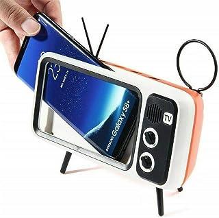 WHSS ACHETER Portable Retro Mini BT Bluetooth Haut-parleur TV Smart Design Support De Portable Radio FM, Bass Speaker Crea...