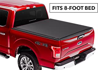 TruXedo Pro X15 Soft Roll Up Truck Bed Tonneau Cover | 1479601 | fits 17-19 Ford F-250, F-350, F-450 Super Duty  8' bed