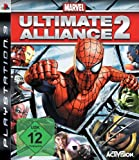 Marvel: Ultimate Alliance 2 [Importación alemana]