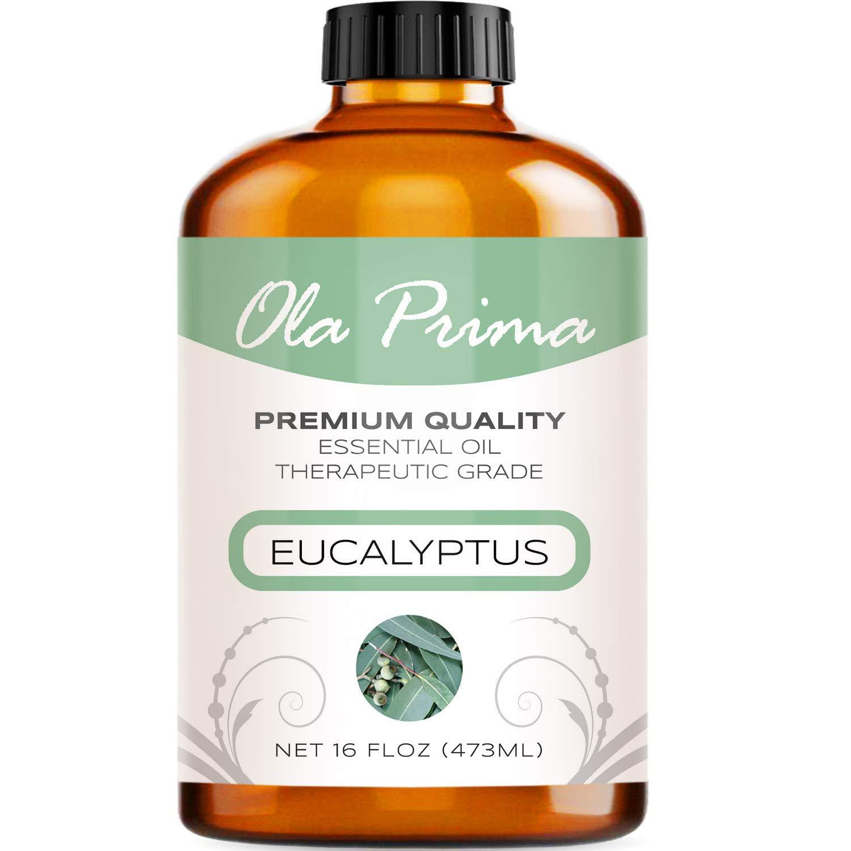 16oz Premium Eucalyptus Essential Therapeutic