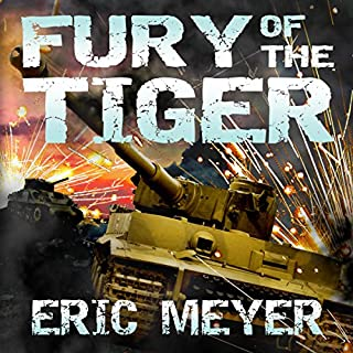 Fury of the Tiger cover art