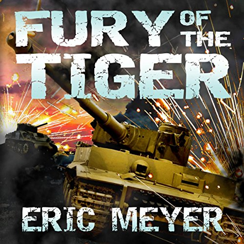 Fury of the Tiger audiobook cover art