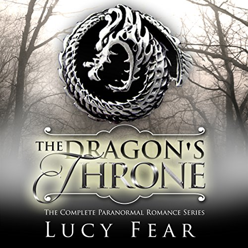 The Dragon's Throne audiobook cover art