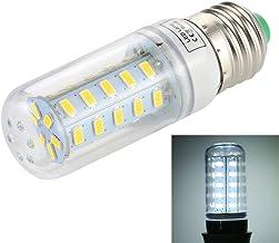 SGJFZD 36 LEDs SMD 5730 Energy-Saving Corn Light Bulb, E27 4W DC 12-30V (Color : White Light)