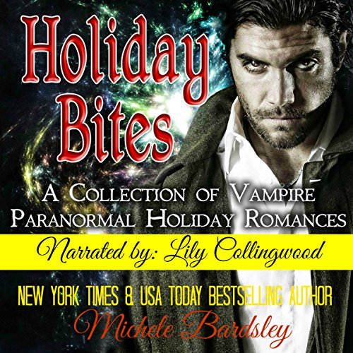 Holiday Bites audiobook cover art