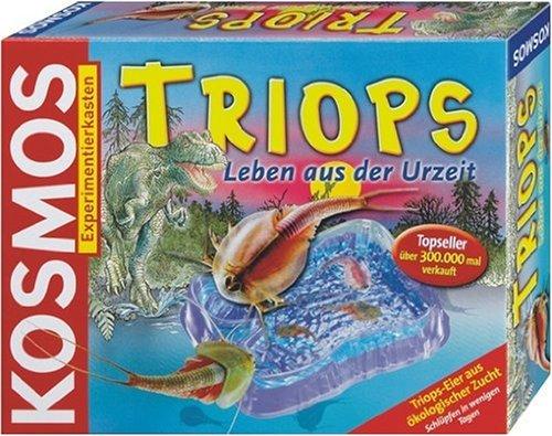 Kosmos 637125 - Triops - Leben aus der Urzeit
