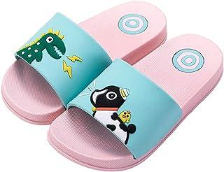TUDUZ Kinder Badelatschen 061902 Sommer Flache Hausschuhe Jungen M/ädchen Dusch-/& Badeschuhe Anti-Rutsch Slipper Sandalen