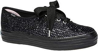 Keds Women's Triple CVO Sparkle Grid Sneaker