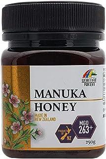 マヌカハニー MANUKA HONEY MGO263+ 250g ユニマットリケン ニュージーランド産